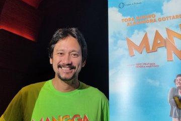 """Berperan jadi sopir taksi di film """"Mangga Muda"""", Tora Sudiro lakukan ini"""