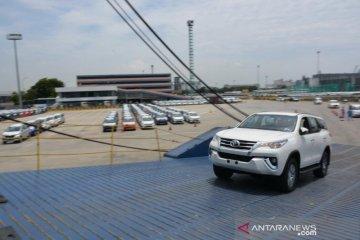 Ekspor Toyota meningkat di tengah krisis ekonomi global