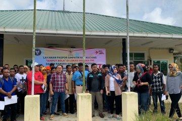 """KJRI Kuching akan gelar """"mudik bareng"""" bagi PMI"""