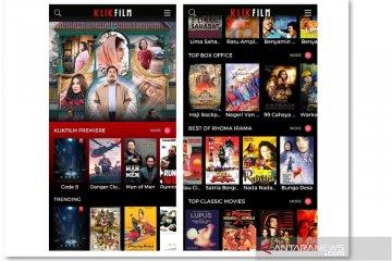 Aplikasi KlikFilm sajikan film mancanegara yang tak tayang di Indonesia