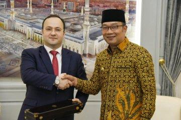 Gubernur Jabar dan Dubes Azerbaijan bahas peluang kerja sama pariwisata