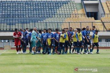 Persib butuh enam laga uji coba untuk persiapan Liga 1 2020
