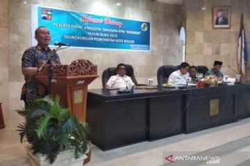 Koperasi pegawai Pemkot Bogor untung Rp617 juta