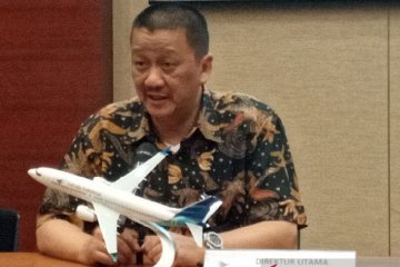 Irfan Setiaputra disarankan turunkan tiket pesawat Garuda