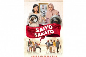 """Saiyo Sakato"", sajian drama keluarga yang mengolah isu poligami dibalut komedi"