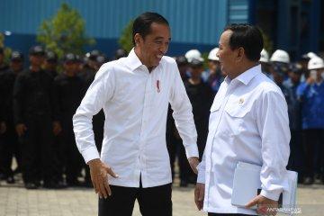 Presiden pimpin Rapat Terbatas di PT PAL