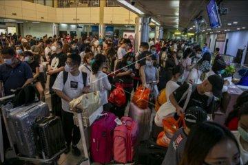 Pemulangan turis China dari Batam