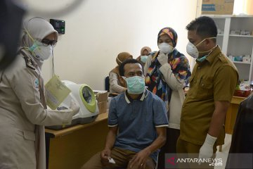 Kepulangan Mahasiswa Aceh dari China