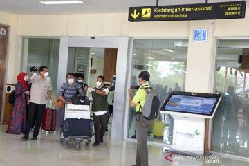 Kepulangan Mahasiswa Aceh dari Hongkong