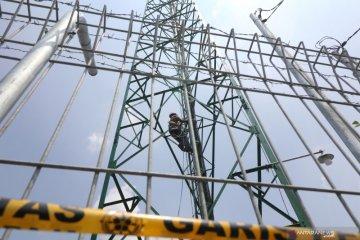 Penindakan tower BTS Ilegal