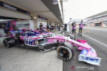 Racing Point berganti nama menjadi Aston Martin untuk musim F1 2021