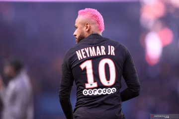 Neymar  siap memperkuat PSG menghadapi Dortmund