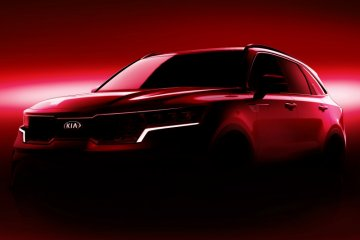 Kia All New Sorento akan hadir dalam versi hybrid