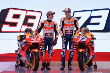 Marquez perpanjang kontrak dengan Honda hingga 2024