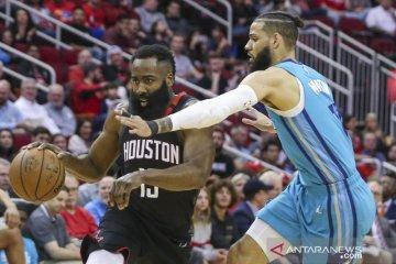 NBA: Houston Rockets kalahkan Charlotte Hornets 125 -110