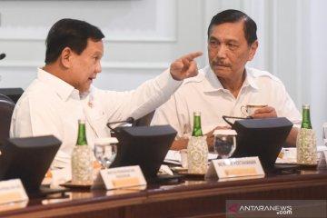 Prabowo dan Luhut bahas rencana kerja sama persenjataan dengan UEA