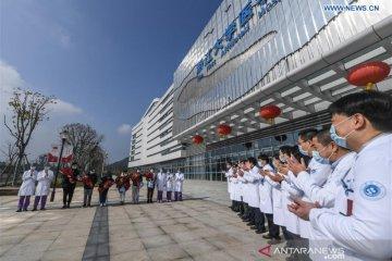 10.844 orang di China dinyatakan sembuh dari virus corona