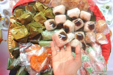 Festival Jajanan Tradisional di Padang dengan tema