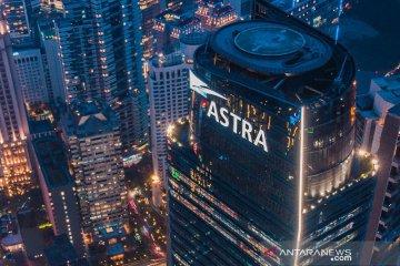 Kemarin, Menara Astra terbakar hingga indekos tiga lantai roboh