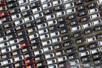 Ini dampak virus corona terhadap industri mobil global