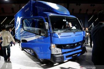 Target penjualan dan varian baru Mitsubishi Fuso pada 2020