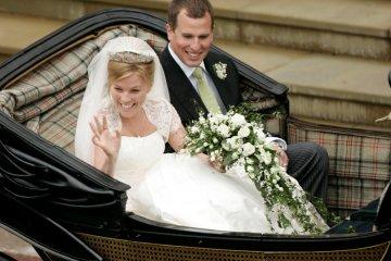 Cucu tertua Ratu Inggris, Peter Phillips, akan bercerai