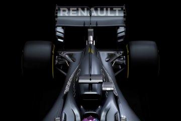 Renault pertontonkan sekilas mobil F1 baru mereka
