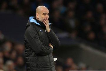 Pep Guardiola akan bertahan meski City tidak bermain di Liga Champions
