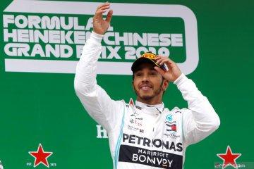Hamilton merasa dirinya di level berbeda musim ini