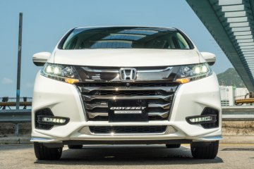 Honda tarik 241.000 Odyssey karena masalah kabel