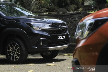 Suzuki targetkan penjualan 2.000 unit per bulan untuk XL7
