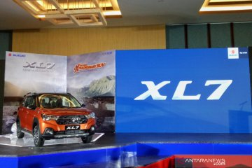 Suzuki XL7 resmi masuk Indonesia, harga mulai Rp230 juta