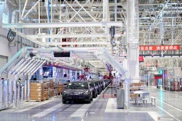 Ford, Tesla, hingga VW siap buka kembali pabriknya di China