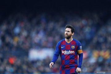 Lewis Hamilton dan  Lionel Messi meraih anugerah olahragawan terbaik dunia