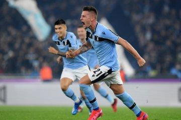 Lazio kalahkan Inter Milan dan depak dari peringkat kedua