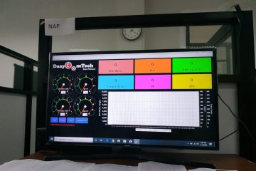 Tim dosen ITTP rancang teknologi pemantau performa kendaraan