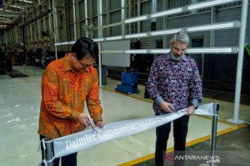 Daimler Indonesia bentuk divisi khusus kendaraan niaga Mercedes-Benz