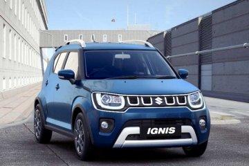 Suzuki Ignis baru muncul di India