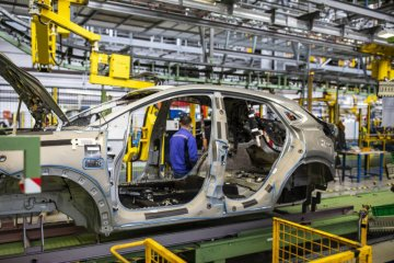 """Ford tarik kembali Puma di Inggris karena masalah """"airbag"""""""