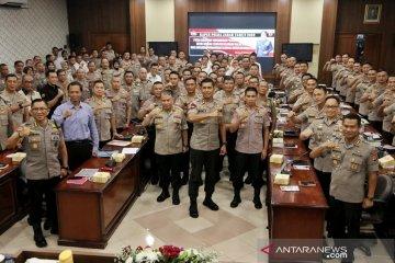 Kapolrestabes Bandung berganti dari Kombes Irman ke Kombes Ulung Sampurna jaya