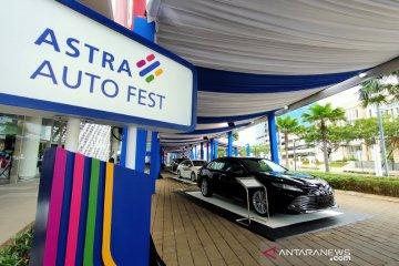 Astra Auto Fest 2020 resmi dibuka, ada apa saja?