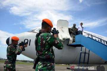 Latihan Pertahanan Udara Lanud SIM