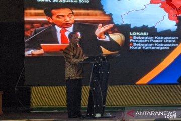 Mendagri buka musyawarah perencanaan pembangunan regional Kalimantan di Pontianak