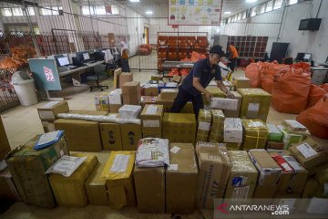 Dampak virus Corona terhadap jasa pengiriman