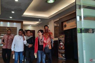 """Karen """"Idol"""" harap kasus KDRT yang dilaporkannya ke Polrestabes Bandung cepat diproses"""