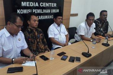 KPU Karawang verifikasi berkas dukungan peserta Pilkada jalur perseorangan