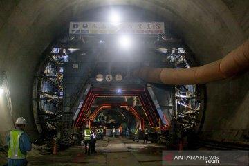 Pembangunan proyek Kereta Cepat