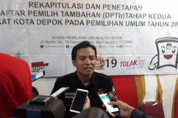 Pilkada Depok tidak ada peserta dari jalur independen