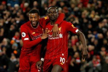 Liverpool di ambang raihan beragam rekor