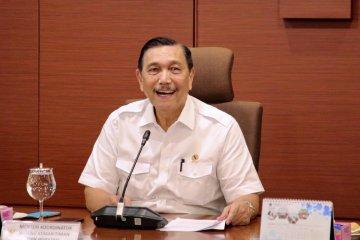 Luhut: Proyek kereta cepat Jakarta-Bandung bisa tertunda karena terdampak corona